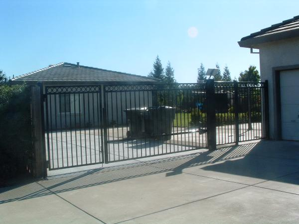 Driveway Gates Citrus Heights CA, Wrought Iron Gates