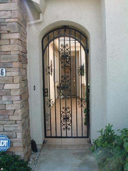 Porch Enclosures Davis Ca Iron Enclosures Dixon Ca