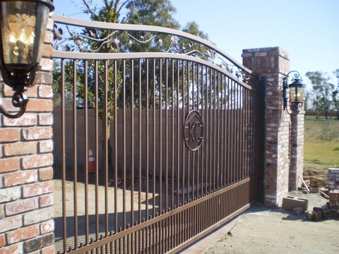 ornate wrought iron gate wooden gate wrought iron fencing quality products